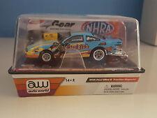 Nitro Fish pro stock auto world slot car