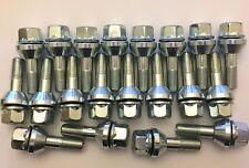 20 X M12X1.25 60mm LONG 35mm THREAD WOBBLE ALLOY WHEEL BOLTS FITS FIAT 58.1