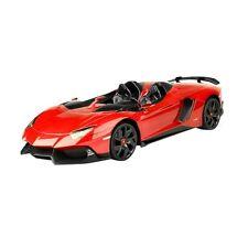 New Rastar Remote Control Car R/C 1:12 Lamborghini Model Aventador J Color Red
