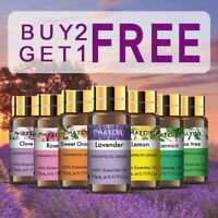 5ML Essential Oils Pure Natural Aromatherapy Essential Oil BUY 2 GET 1 FREE K