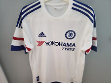 Chelsea Adidas Mens Climacool Away Replica Soccer Jersey Adult Small