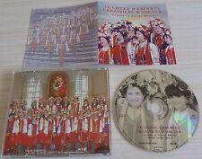 CD LE CHOEUR D'ENFANTS UKRAINIENS D'ODESSA CHANTE LA VIERGE MARIE 10 TITRES 2006