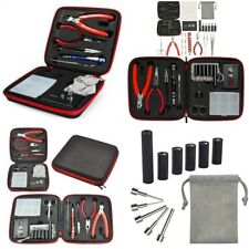 12 in 1 Ultimate Coil Building Tool Kit USA Master Screwdriver Ohm Meter Set NEW
