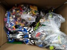 Huge 10KG Bundle Of Lego Pieces Mixed Lego Friends Vehicles Standard Bricks #142