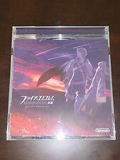 3DS Fire Emblem Kakusei Music Selection Soundtrack CD JAPAN Club Nintendo