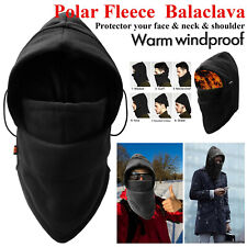 Balaclava Full Face Mask Motorcycle Windproof Ski Dust Outdoor Winter Sport 1d