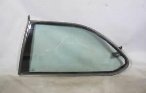 BMW E36 318ti Compact Hatch Left Rear Drivers Vent Window Quarter Glass 95-99 OE