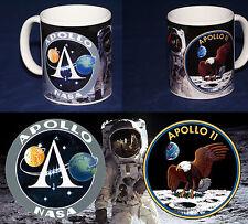 Halbes Jahrhundert bemannte Raumfahrt Apollo 11 Fototasse Motivbecher Fotobecher