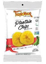 Tropicmax Plantain frites 71 g-Hot & Spicy (pack de 24)