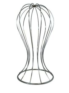 Wire Mannequin display head - box of 12