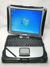 Panasonic ToughBook CF-19 MK5 TouchScreen i5-2520m 2.5Ghz 4GB 320GB Wi-Fi Win7P