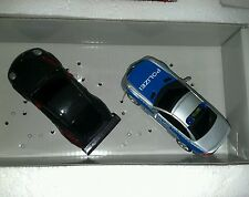Slot cars racetrack