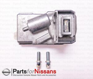 Genuine Nissan 370Z GT-R Altima Maxima Steering Lock - NEW OEM