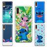 Lilo And Stitch Ohana Family Disney Phone Case For Samsung Galaxy A30 A50 A70