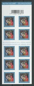 [PG1038] Belgium 2004 christmas good complete booklet very fine adhesive