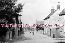 DR 13 - Whitwell Village, Derbyshire c1906 - 6x4 Photo