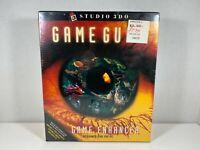 Game Guru (3DO) - Brand New Sealed - Big Box PC Game Enhancer