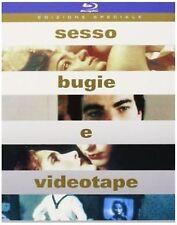 Blu Ray SESSO,BUGIE E VIDEOTAPE - (1989) ***Steven Soderbergh*** ......NUOVO