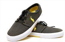 New Polo Ralph Lauren Men's Faxon Low Sneaker shoes size 7.5