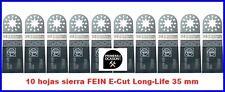 Fein Multimaster 10 hojas sierra E-Cut Long-Life 35 m, tienda Primeraocasion