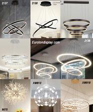 LED Pendelleuchte Hängellampe Lichtfarbe Helligkeit einstellbar dimmbar Lampe V7