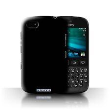 Stuff4 Phone Case/back Cover for Blackberry Leap /colours Black