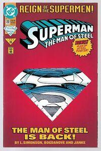 Superman The Man of Steel #12 (06/1992)