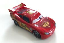DISNEY CARS FLASH MC QUEEN RACING WHEELS NEW NEUF LOOSE SANS EMBALLAGE