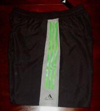 Mens Adidas Black Swim Trunks size XXL 2XL 2X NEW NWT