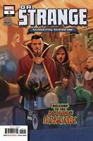 Dr Strange #5 (2020 Marvel Comics) First Print Noto