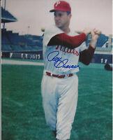 Roy Sievers 1962-1964 Philadelphia Phillies Signed Autographed 8x10 Photo COA