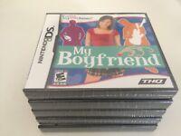 My Boyfriend (Nintendo DS, 2009) DS NEW