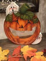 Seasonal Halloween Wine Cork Decoration Pumpkins & Ghosts!! Adorable CRAFT