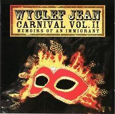 WYCLEF JEAN-Carnival Vol. II-CD -
