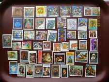 50 NEW ZEALAND  CHRISTMAS ISSUE  STAMPS