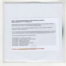 (GE646) Slug, Cockeyed Rabbit Wrapped In Plastic - 2014 DJ CD
