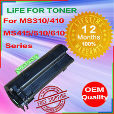 50F1H00 Toner Cartridge for Lexmark MS310/312/410/415/510/610d/dn/de OEM Quality