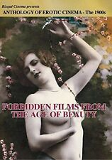 Forbidden Films From The Age of Beauty Anthology - Erotic Non-xxx Straigh