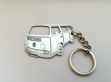 Vw transporter keychain custom keychain by your picture, custom gift