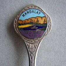 Mandalay Colo River NSW EPA1 Souvenir Spoon Teaspoon (T83)