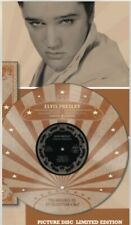 "ELVIS PRESLEY US EP COLLECTION 7 LOVING YOU 1957 10"" PICTURE DISC LTD EDT VINYL"