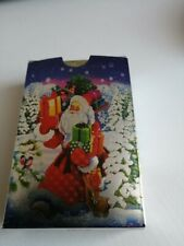 Christmas Xmas Playing Cards Stocking Filler Games Party Bags