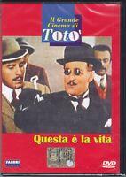 Dvd TOTO' •  QUESTA E' LA VITA nuovo sigillato 1954