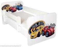Structures de lit et sommiers voitures pour enfant