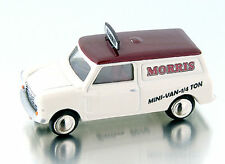BUB 09152 VOITURE MORRIS MINI LIMITED EDITION DIECAST METAL ECHELLE 1:87 HO NEUF