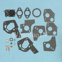Carburetor Carb rebuild overhaul kit for Briggs & Stratton 495606 494624 3HP-5HP
