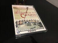 Il Deserto De Los Tartaros DVD Ennio Morricone Paco Rabal Sigillata Nuovo