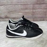 Nike Cortez '72 Basic Leather Black White Shoe US Size 9 316418-012