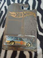 Hot Wheels Satin & Chrome 51st Anniversary '71 JDM Datsun 510 Wagon 🔥