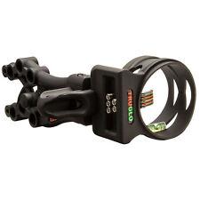 New 2017 Truglo Carbon XS Xtreme 5 Pin .019 Bow Sight Black TG5805B